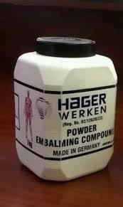 Hager Werken Compounds